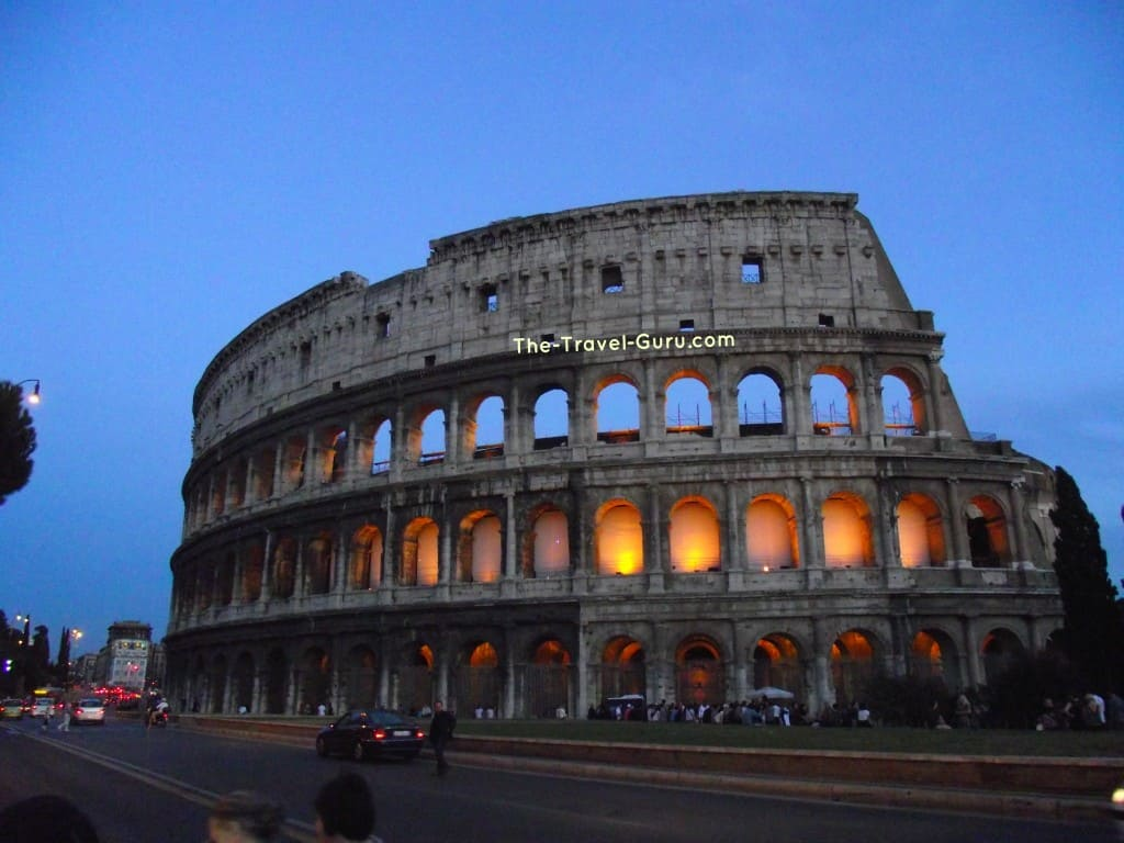 Tourist attraction in Rome