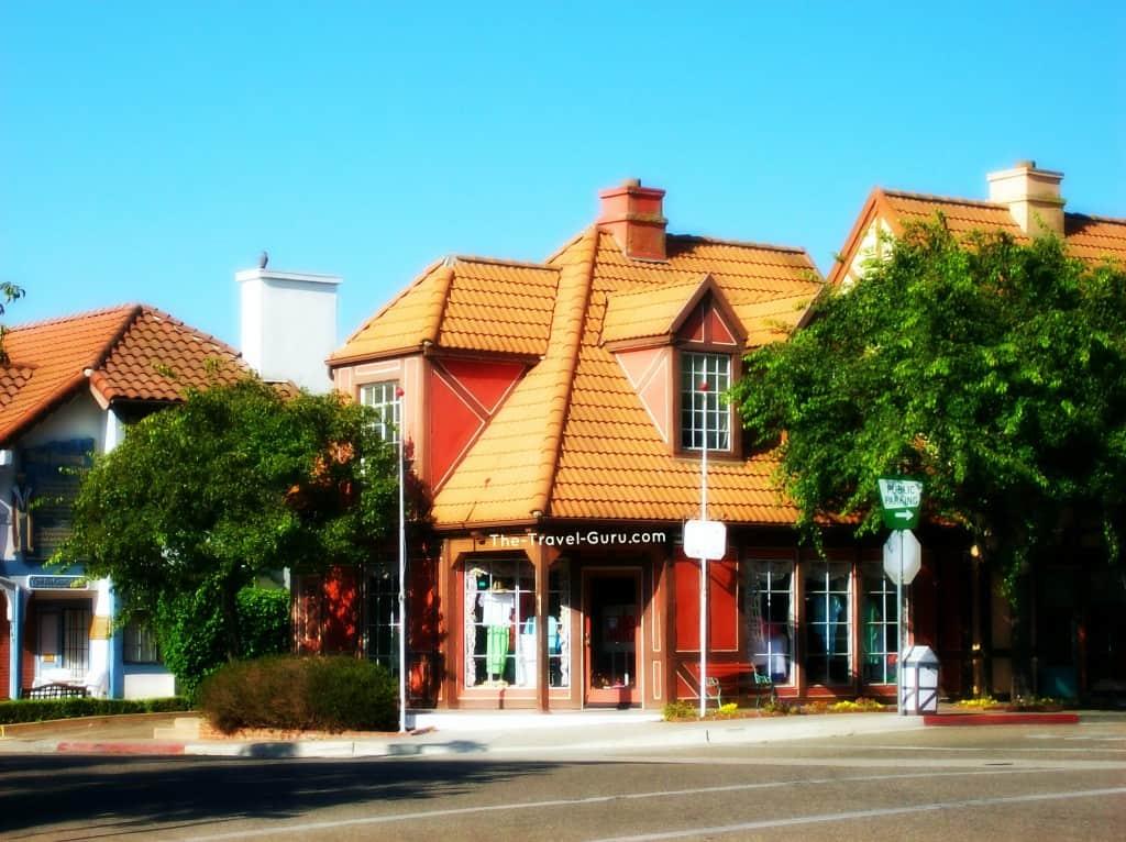 Danish city not far from Santa Barbara