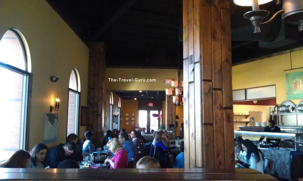 Restaurant for brunch in Charlotte