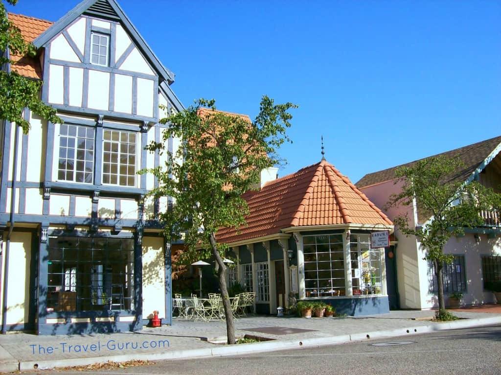 Danish city near Santa Barbara