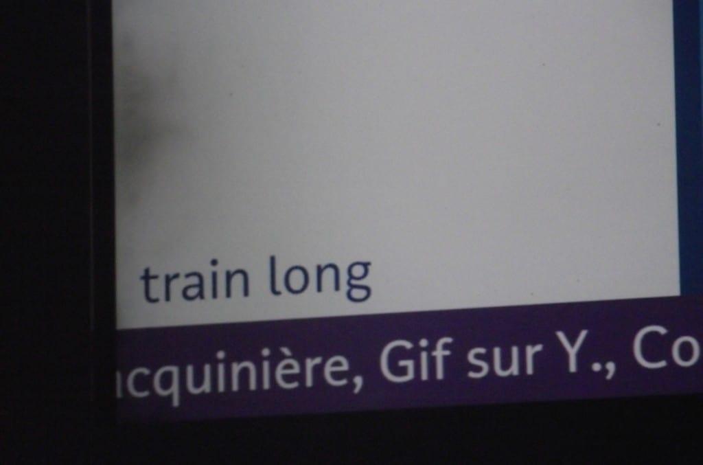 Transportation to Paris