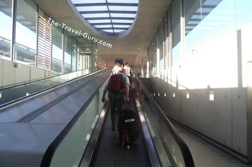 transportation from CDG