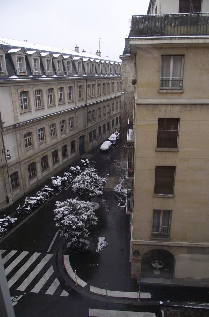 Apartment rental Paris