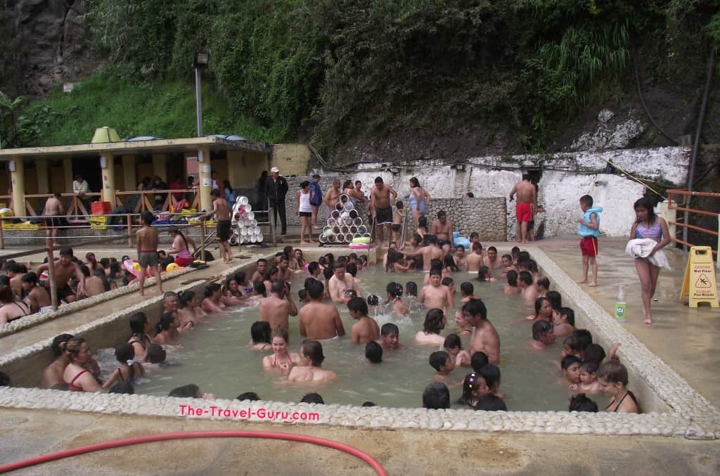 Activities in Ecuador