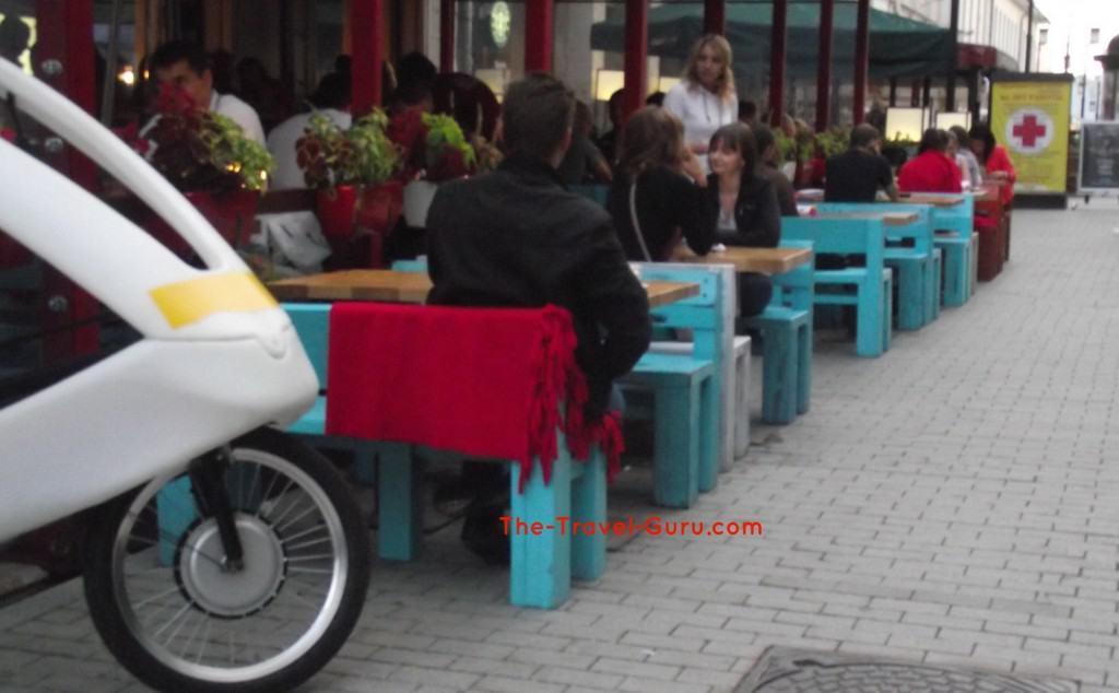 restaurants in moscow