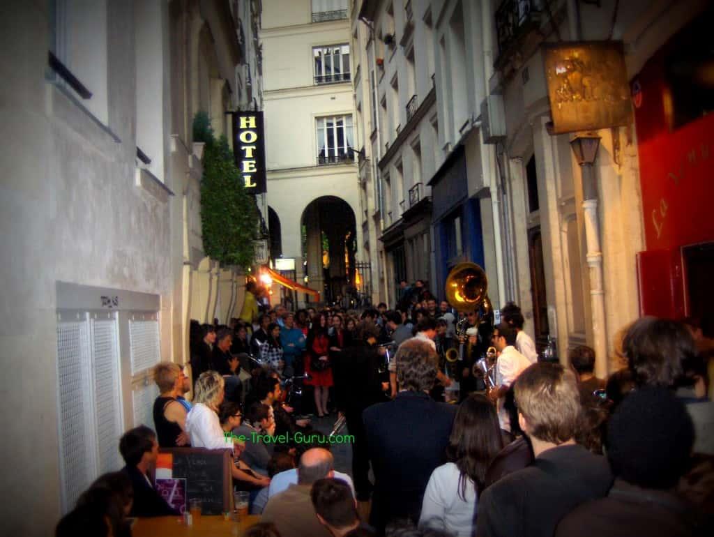 music festival paris
