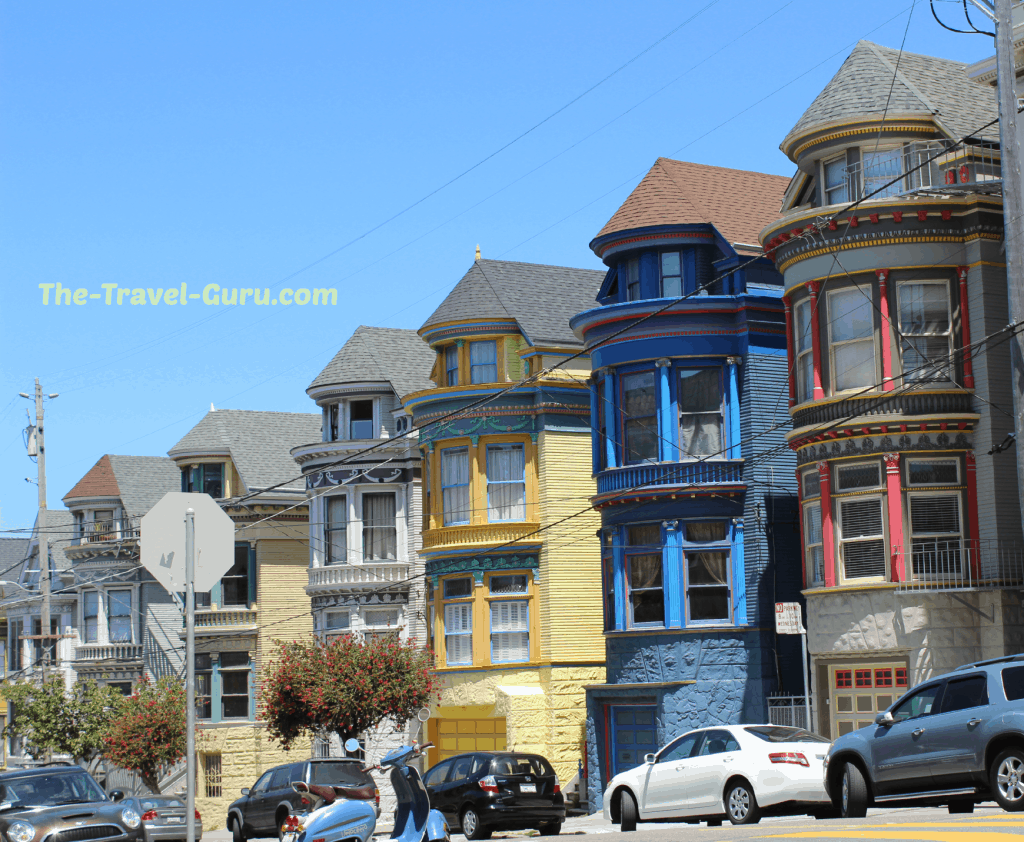 Beautiful homes in san francisco the travel guru for Houses in san francisco