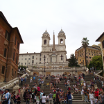 The Spanish Steps In Rome, Plus A Little Something Extra…