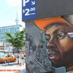 Beautiful Mural In Toronto, Canada