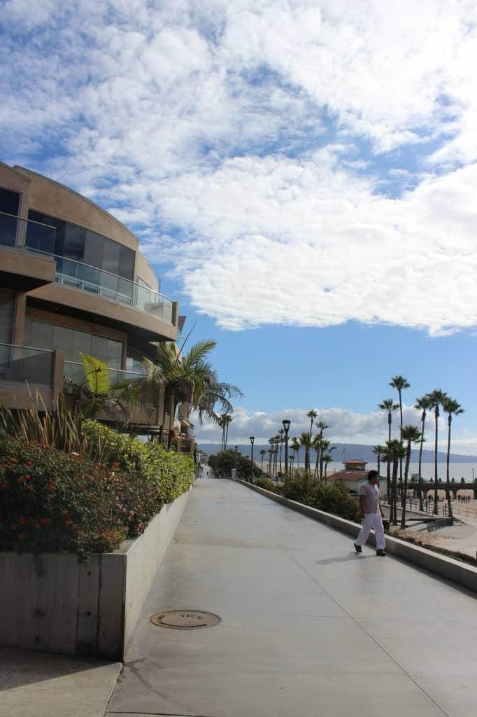 Mansion In Manhattan Beach, California