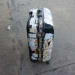 Free Travel Luggage Stickers