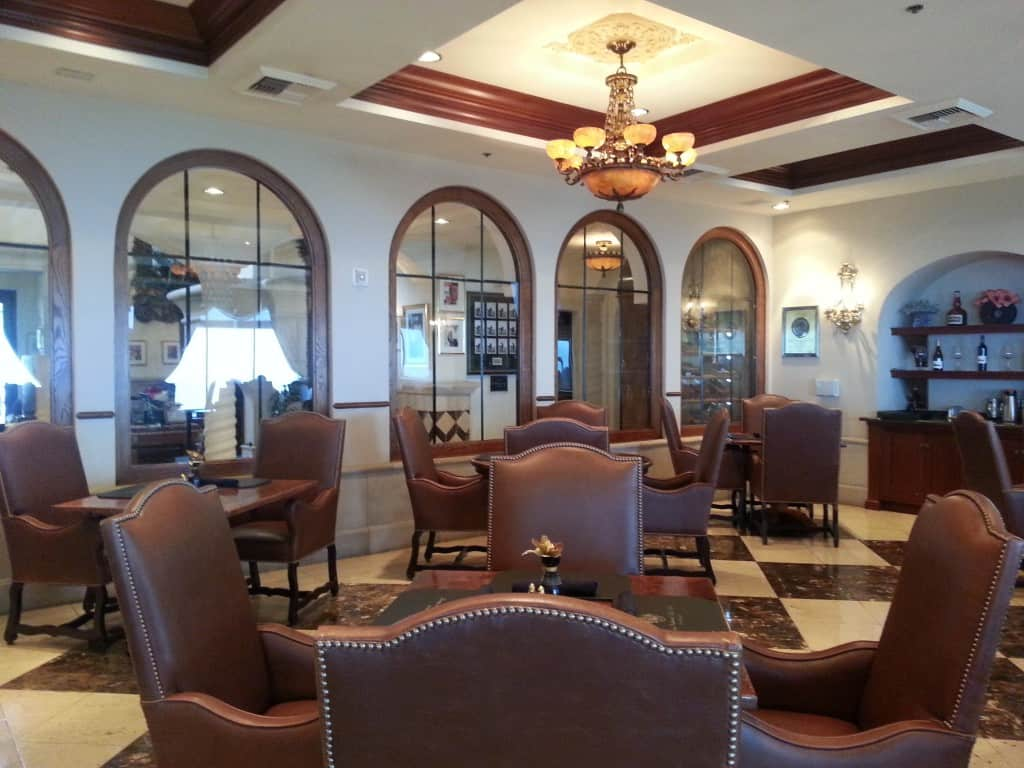breakfast trump national golf course