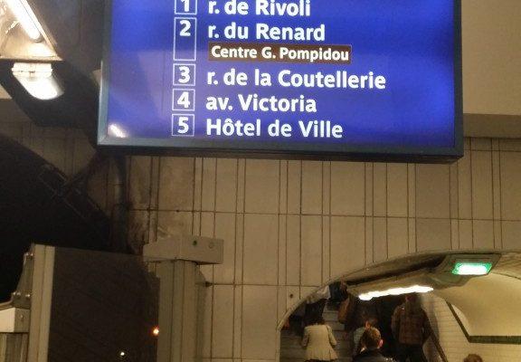 Tips To Use Paris Metro