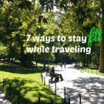 7 Way To Stay Fit While Traveling