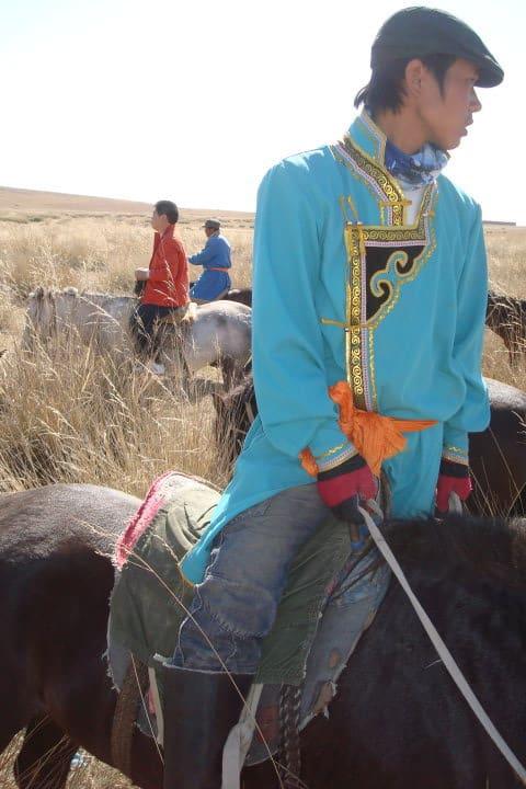 Inner Mongolia Fall 2009