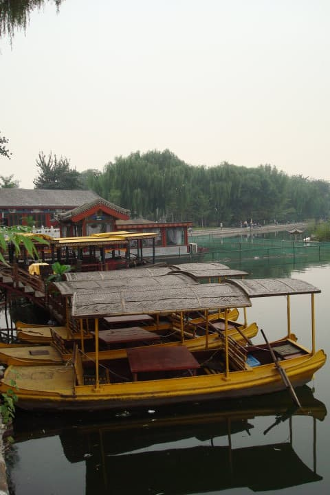 Xihai Beijing China 2009