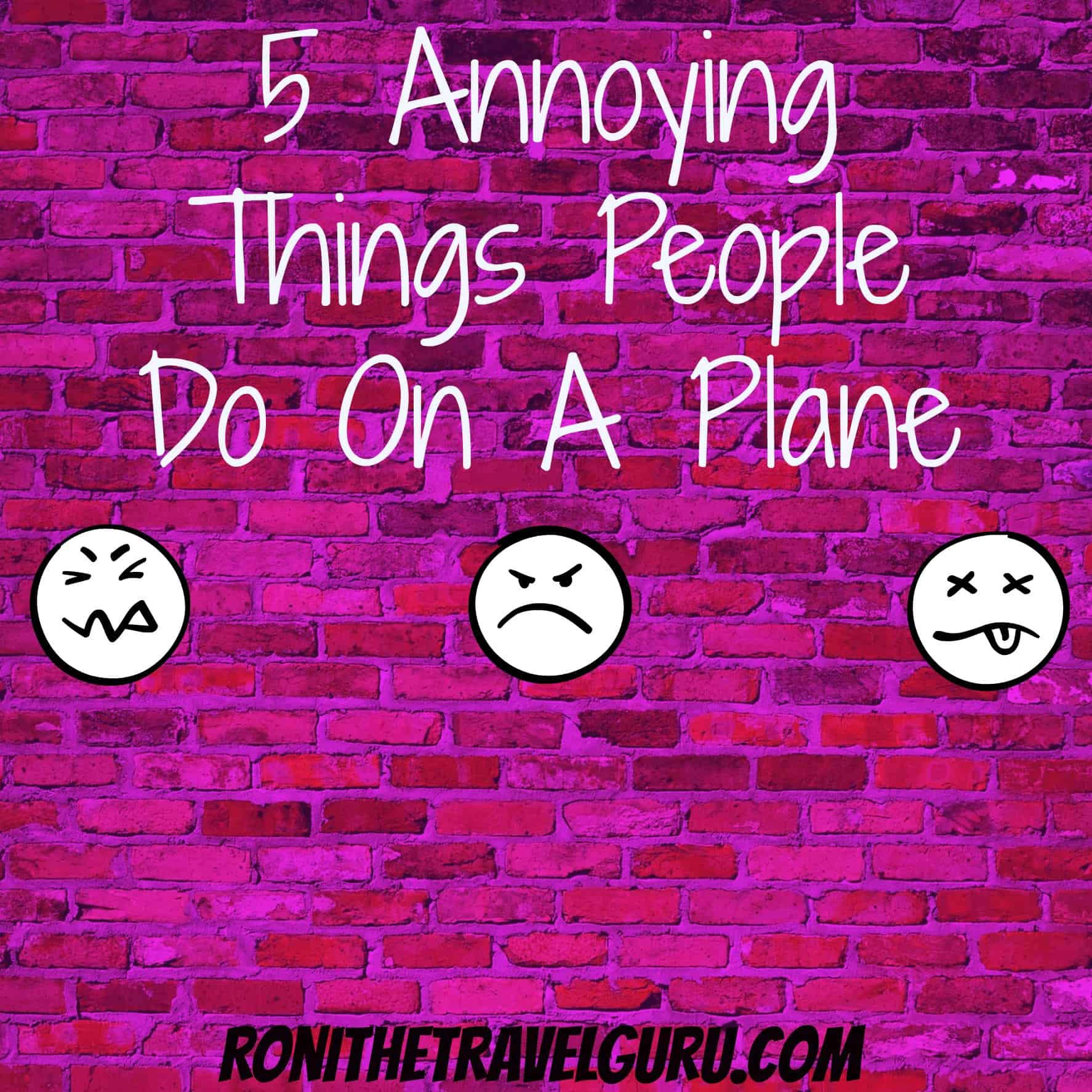 5annoyingthings