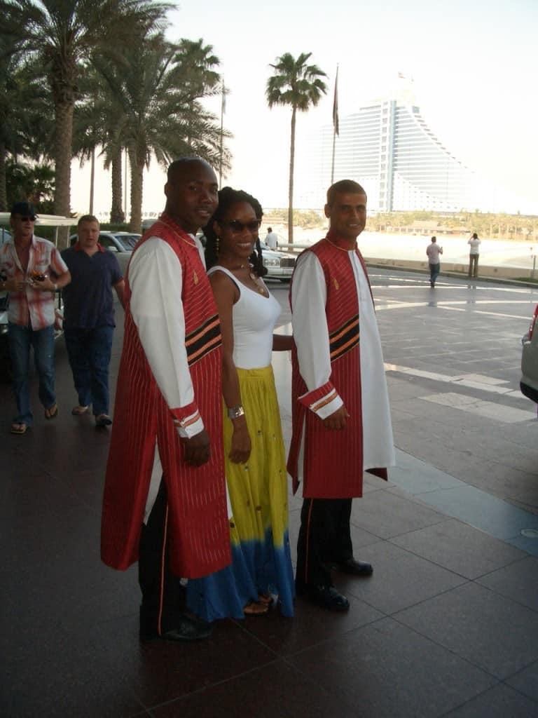 Burj al Arab Valets
