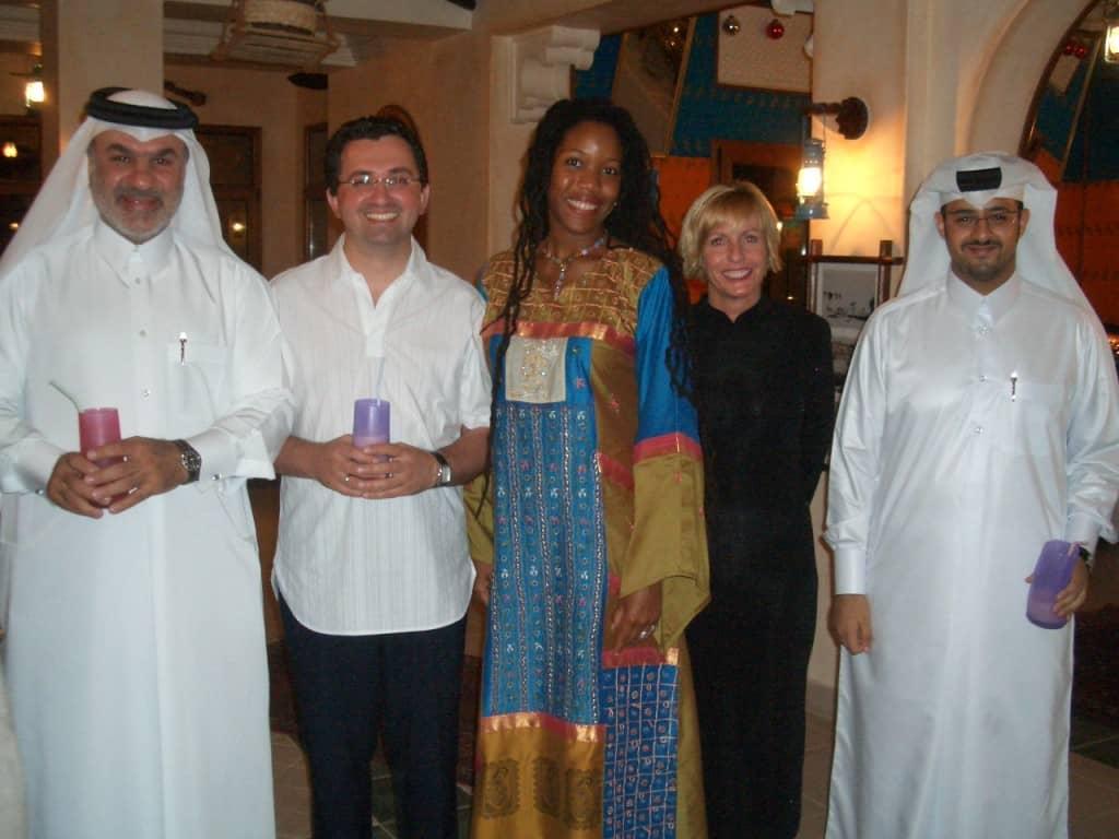PCI Dinner in Doha