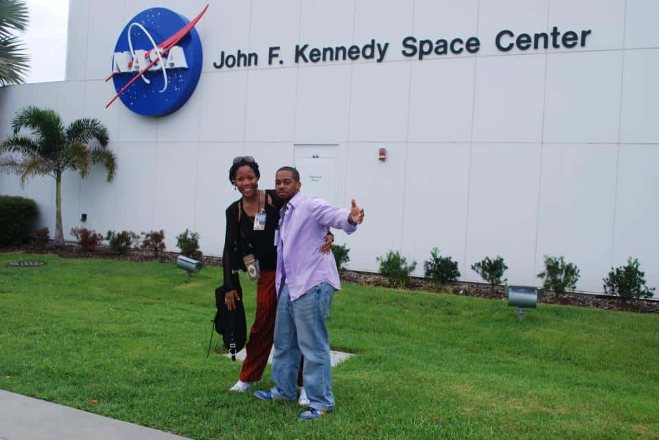 Shanghai brother and me at KSC