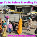 5 Things To Do Before Traveling To India
