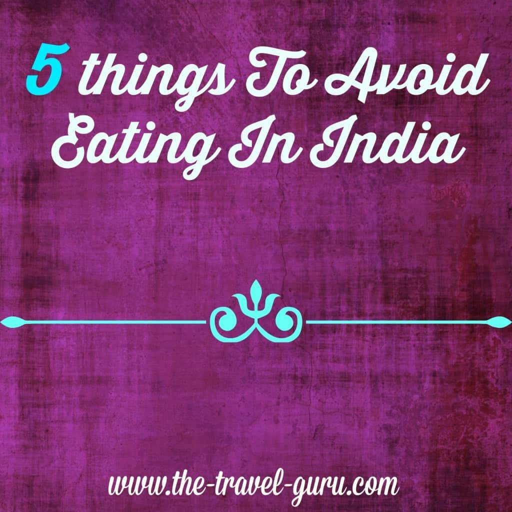 eatingindia