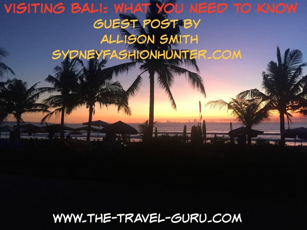 Bali Basics
