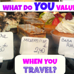 Spend Money On What You Value When Planning To Travel