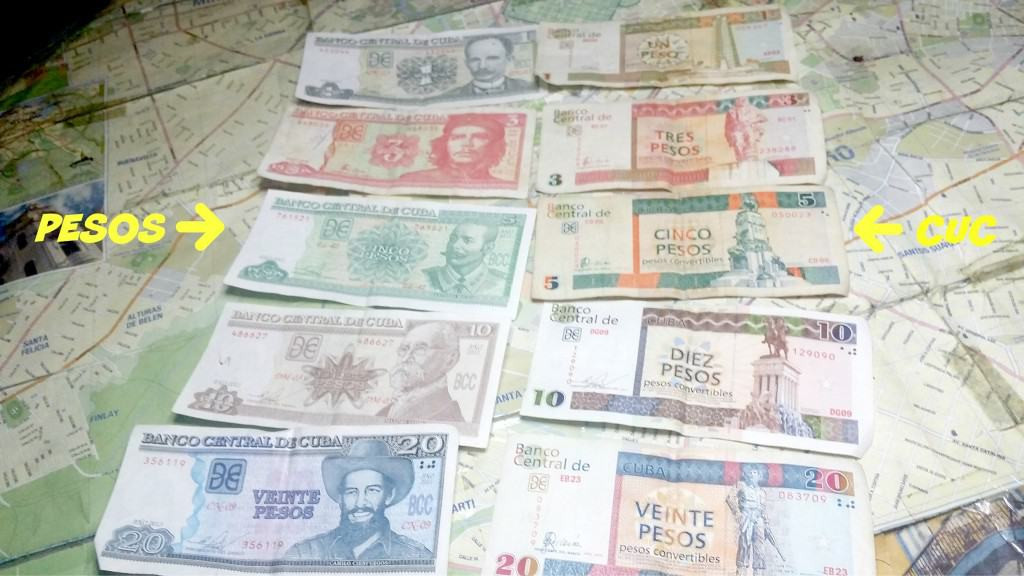 There Are 2 Currencies In Cuba Pesos And Cuc Is What Used Almost All Hotels Restaurants Tourist Attractions Cubans Use