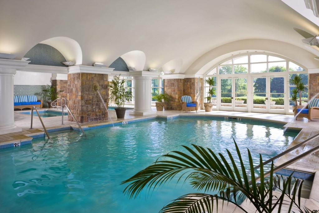 grotto pool