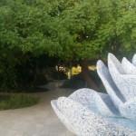 Beautiful Garden In Downtown Los Angeles