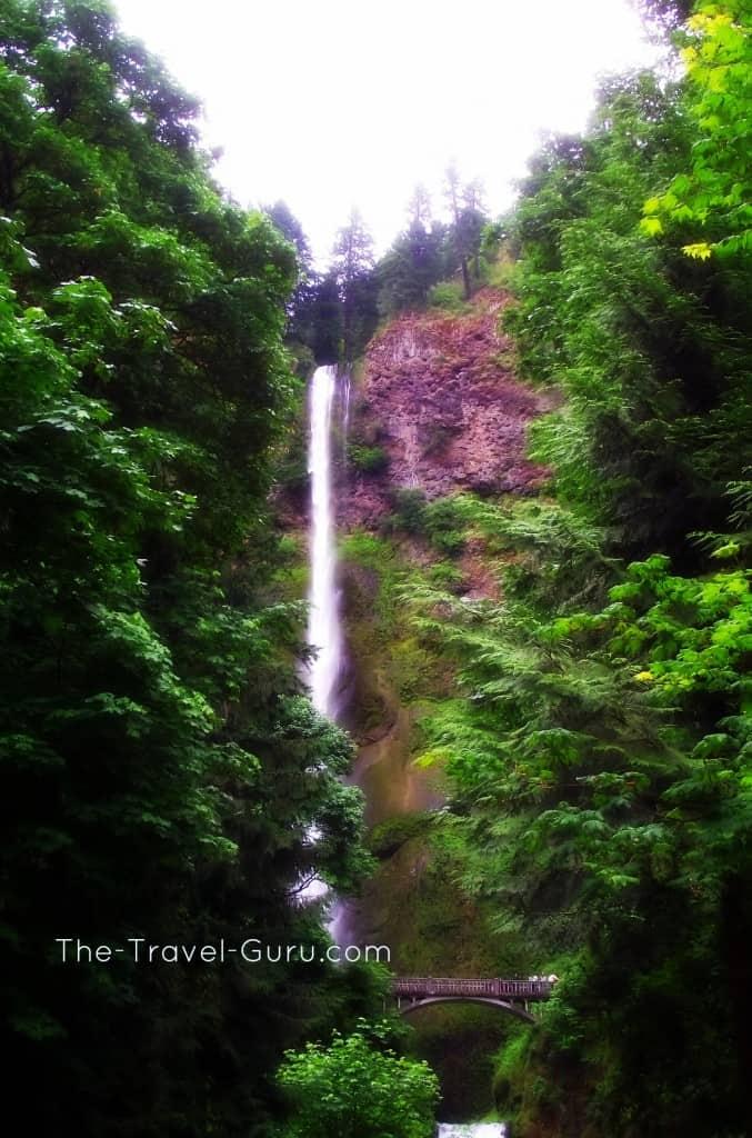 Day trip outside of Portland, Oregon