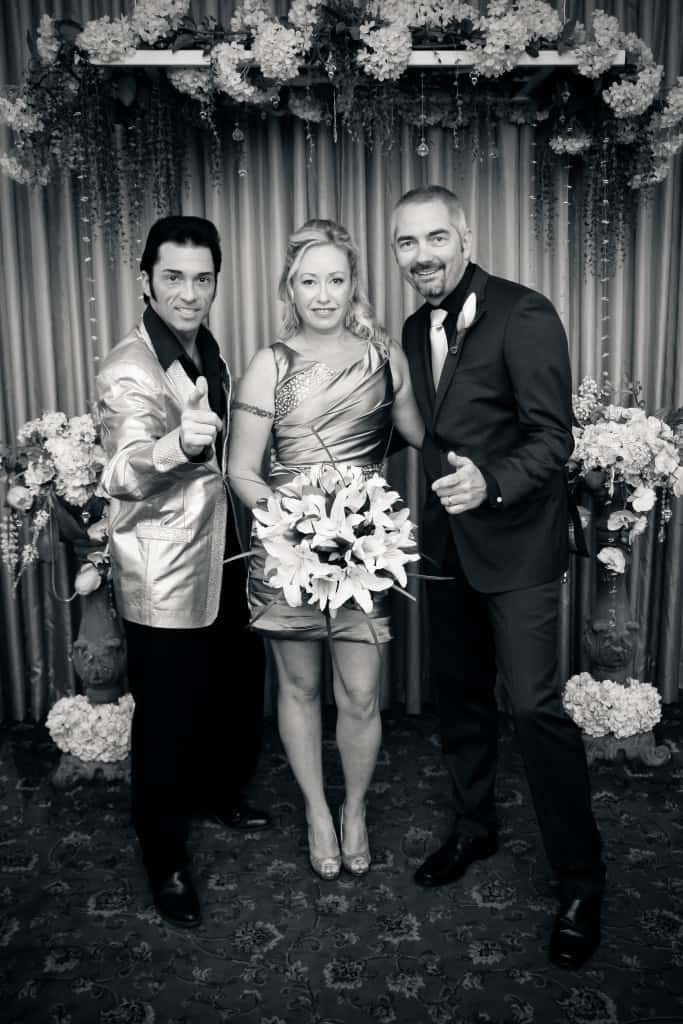 Vegas Vow Renewal for 20th anniversary
