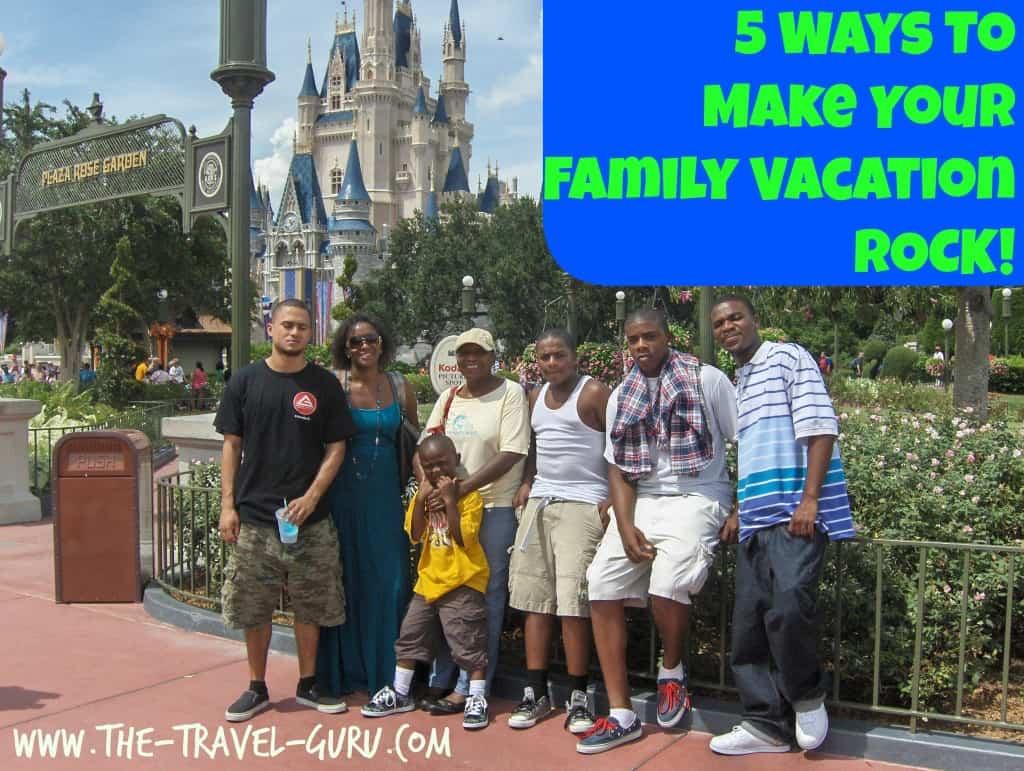 family vacay