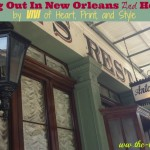 Eating Out In New Orleans And Houston