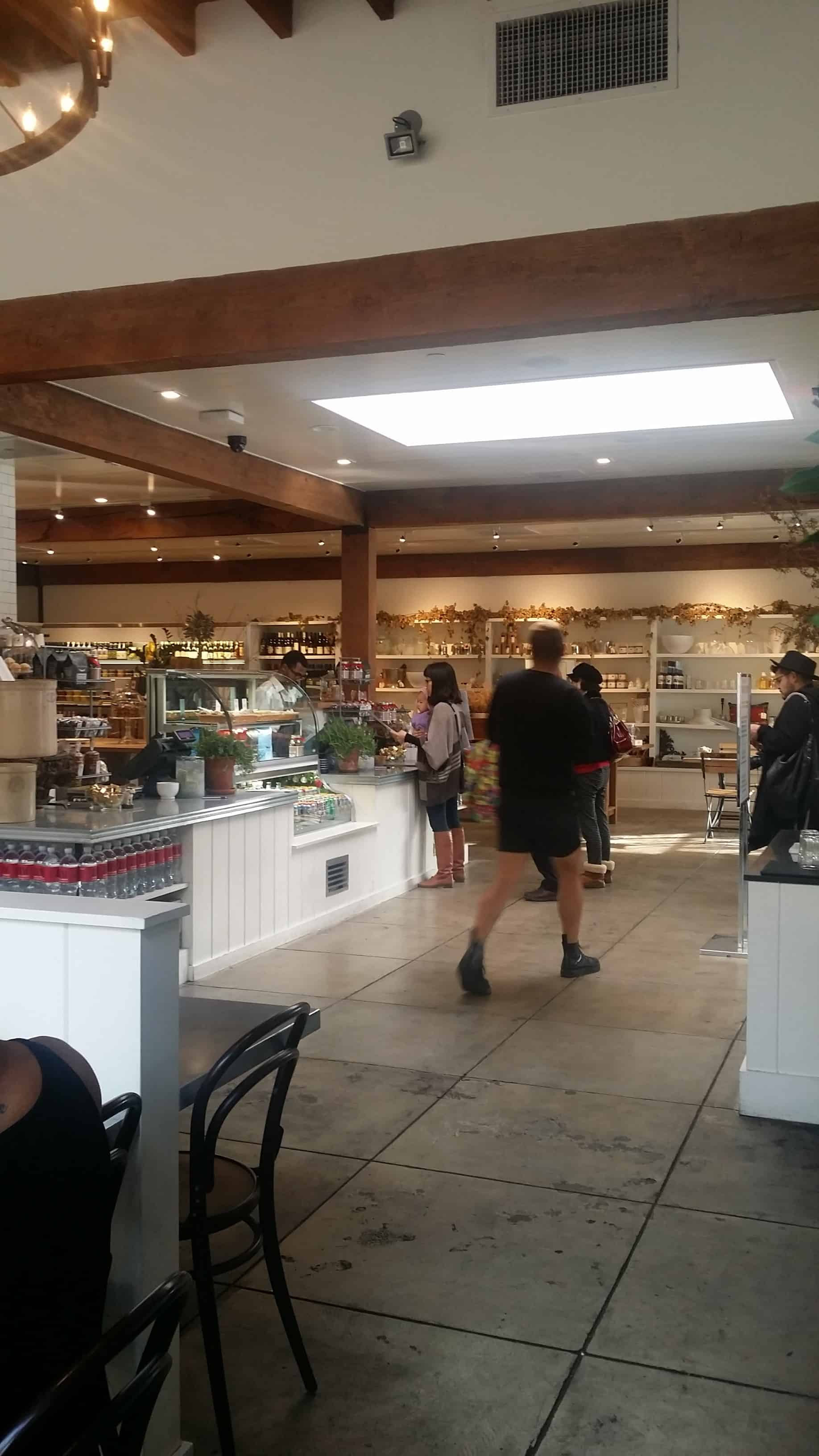 fab cafe in Los Angeles