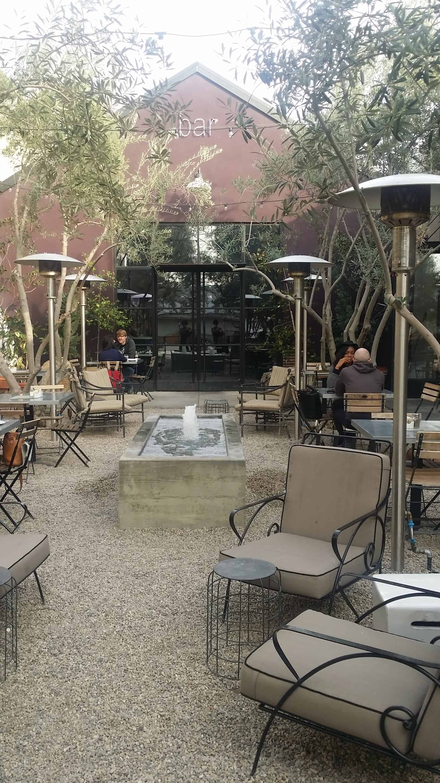 cool cafe in los angeles