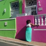 Colorful Houses In Cape Town – BoKaap