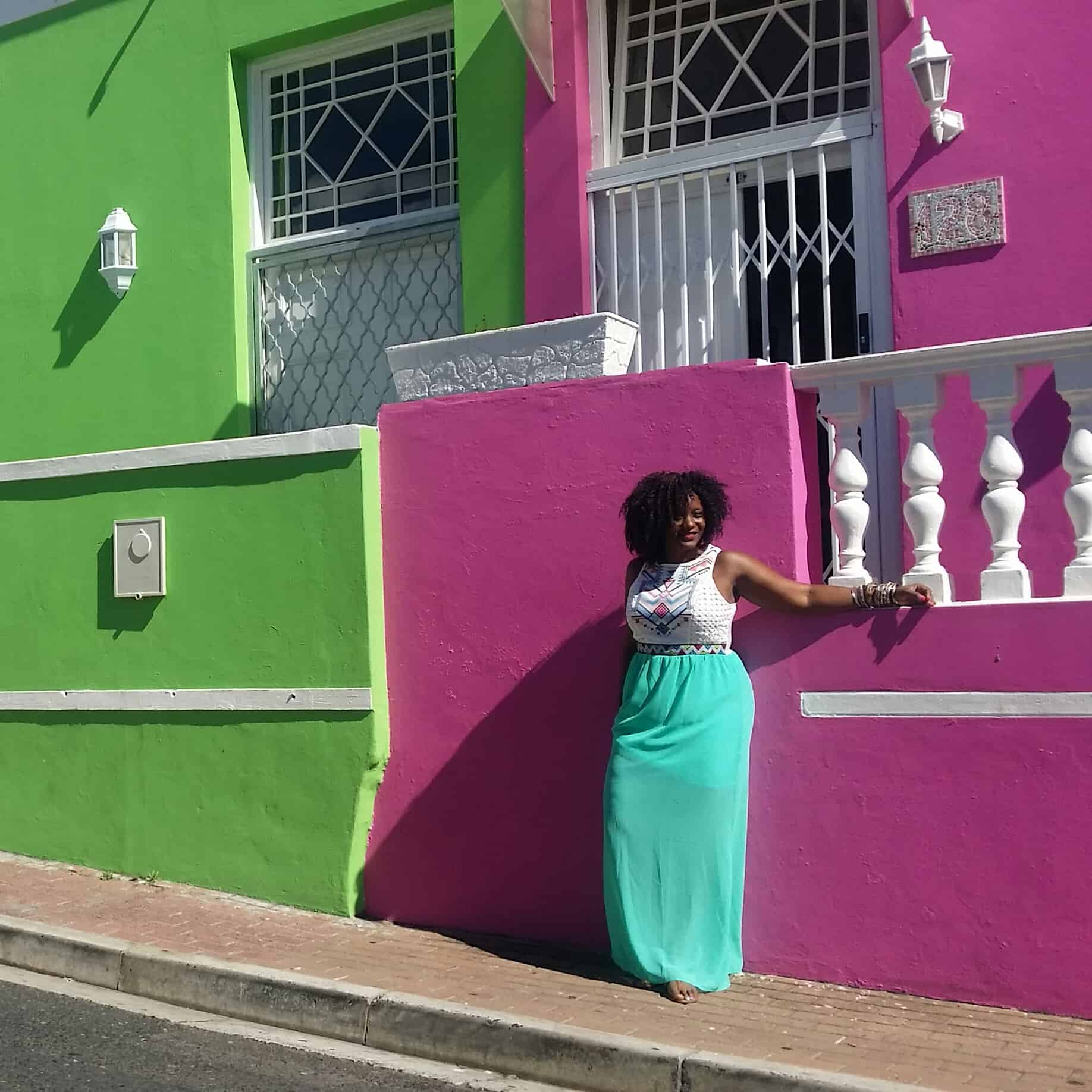 Colorful Houses In BoKapp, Cape Town, South Africa - The Travel Guru