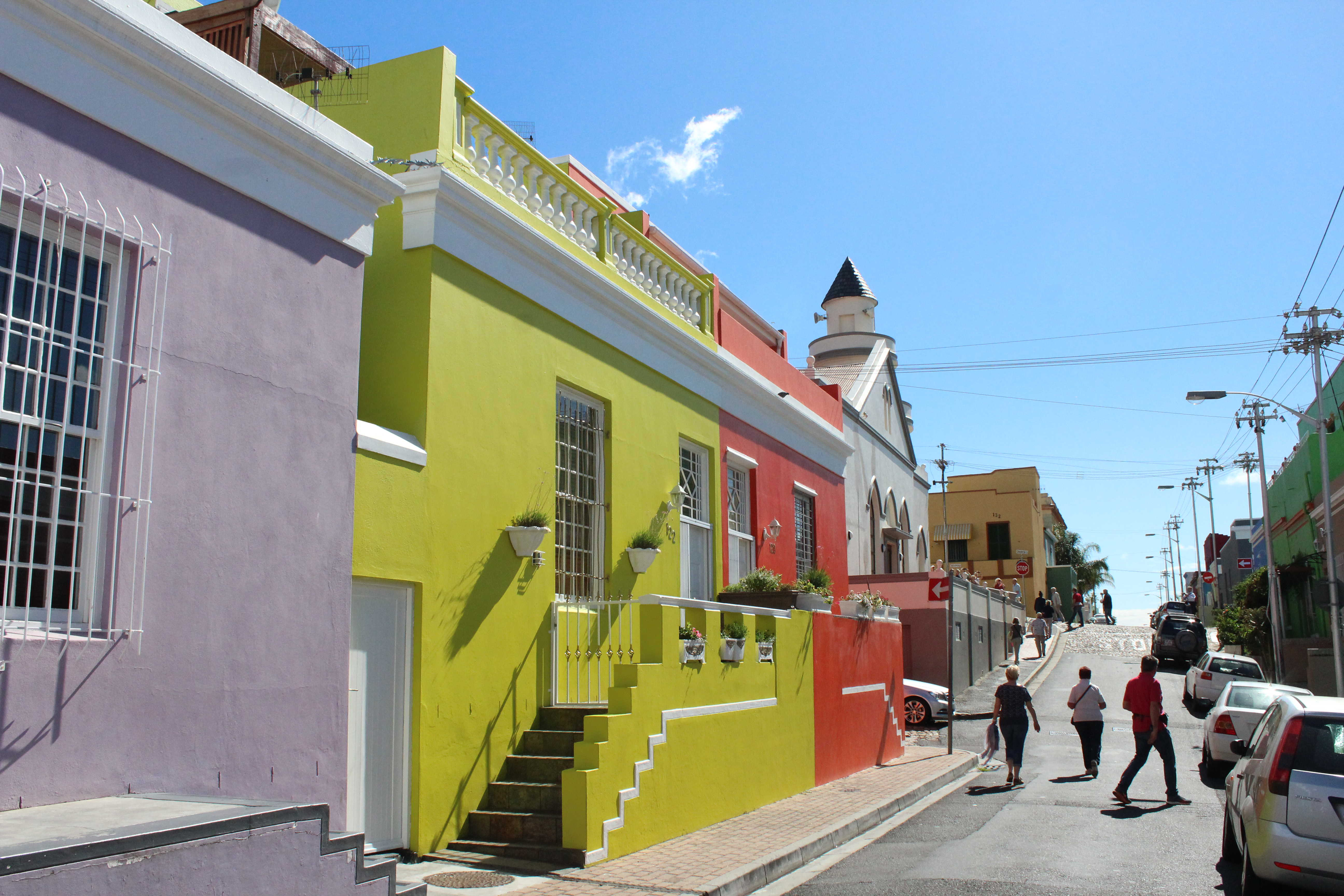 Have You Heard Of BoKaap Bo Kaap Is An Afrikaans Word Means On Top And Cape Which Makes Sense Because Get Wonderful Views From Here