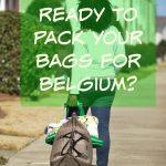 Cheap Flight Alert! Wanna Go To Belgium?