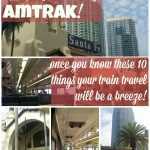 10 Tips For Riding Amtrak