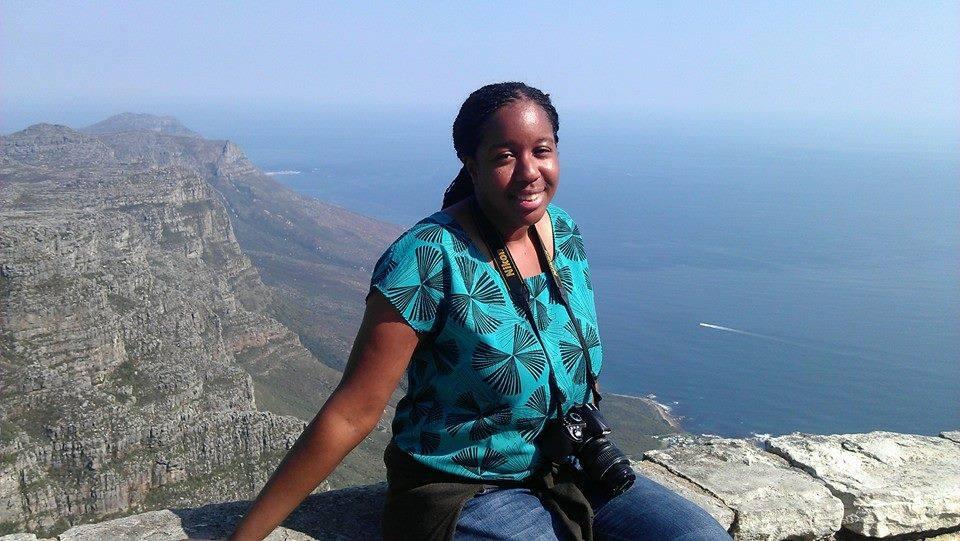 Black Travel Blogger