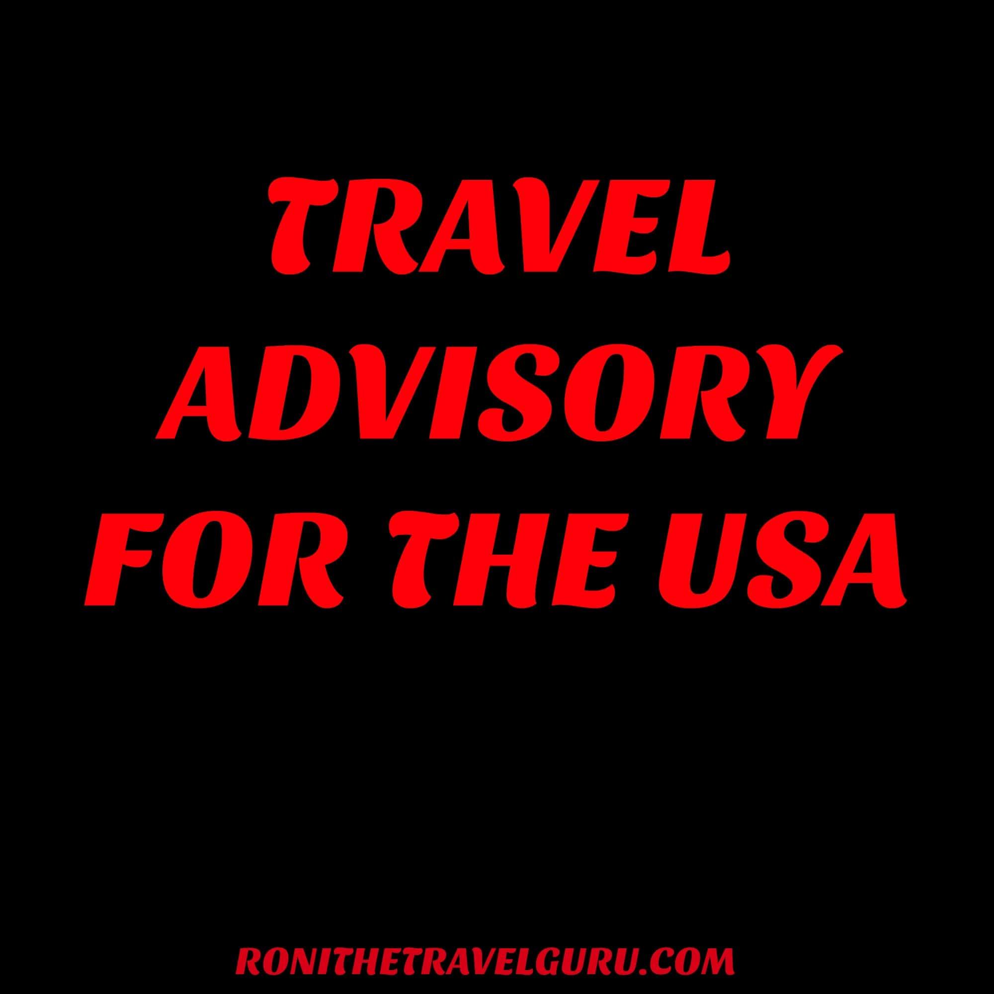 traveladvisory