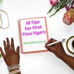10 Tips For First Time Flyers