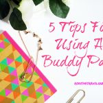 5 Tips For Using A Buddy Pass