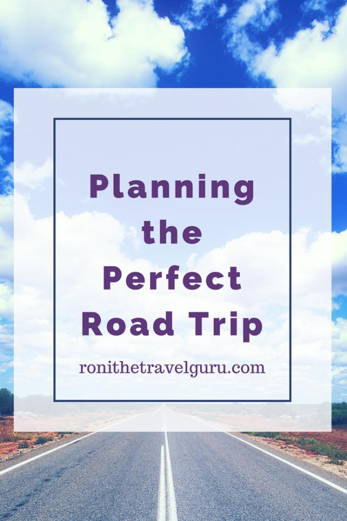 Plan perfect road trip
