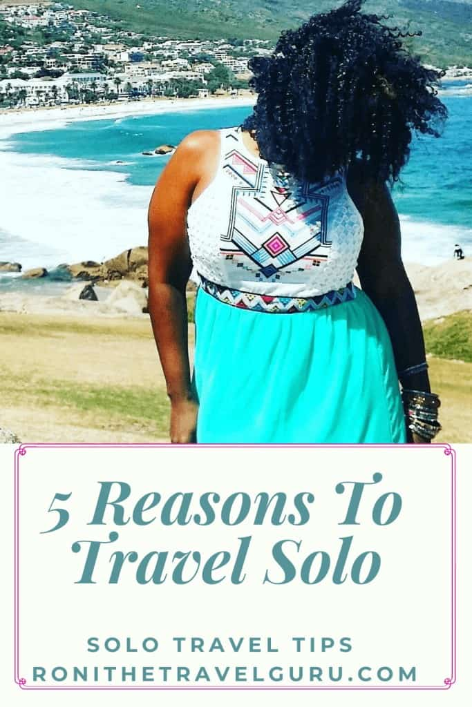 is it weird to travel solo
